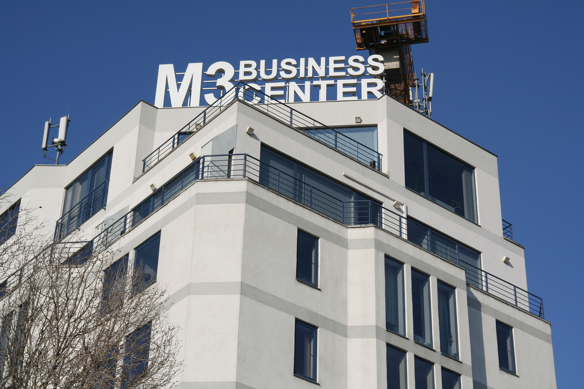 M3 Business Center